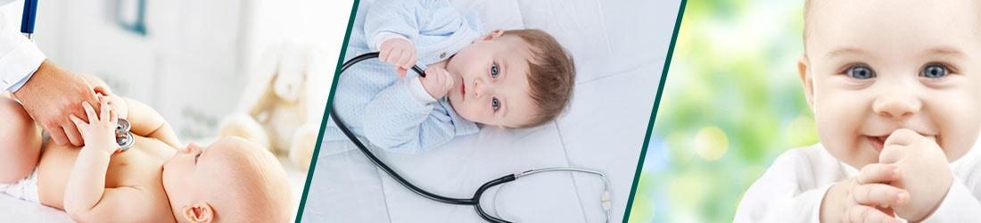 Echographie pédiatrique